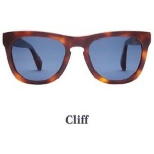 Warby Parker Cliff sunglasses